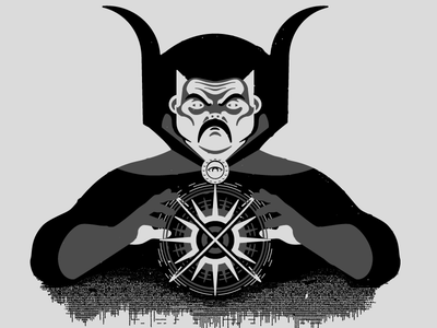 Dr. Strange magic wizard sorcerer supreme marvel