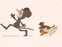 Mouse Costume Madness