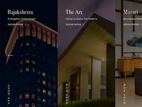 Giridhari Homes - Website Design