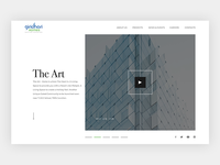 Project Page Design