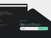 Coders on Fire Website Design