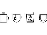 Belancio drink icons