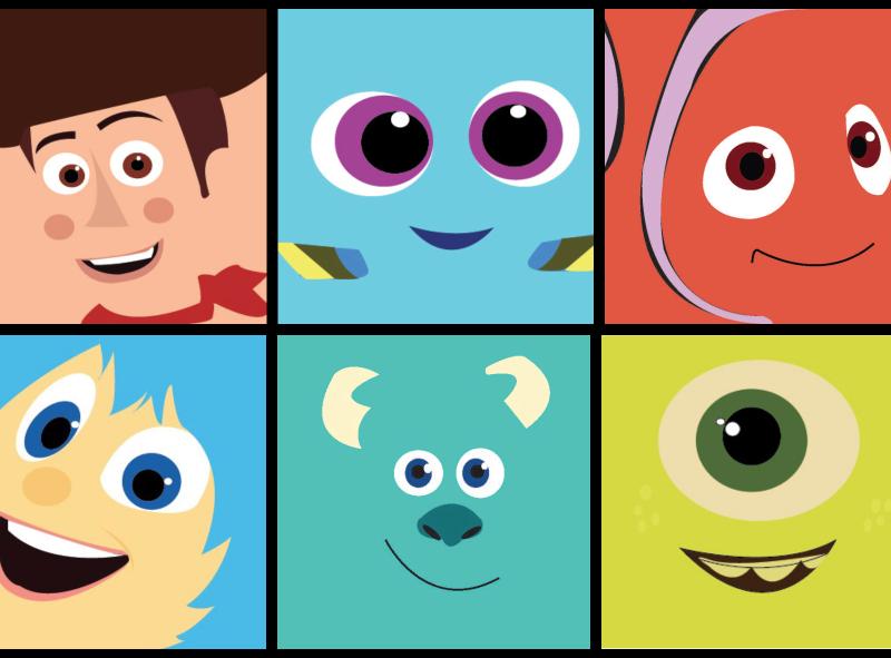 Cartoon/Characters Graphics/Illustration