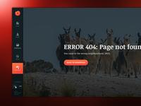 Error 404 - My portfolio