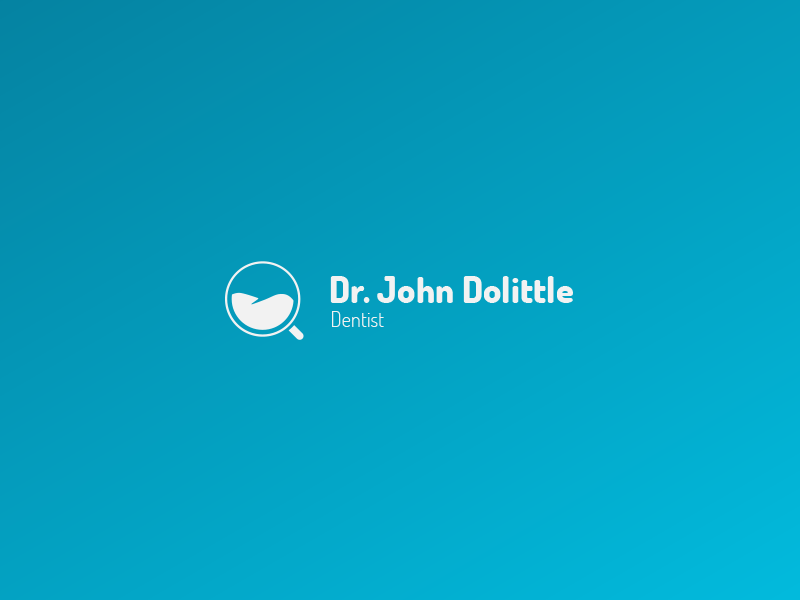 Dribbble dentistlogo 2