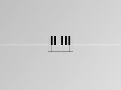 Unorthodox - Weekly Warm-up human rights equality powerfull heart warming emotional empowerment freedom music piano keys unorthodox netflix weekly warm-up challenge design papango