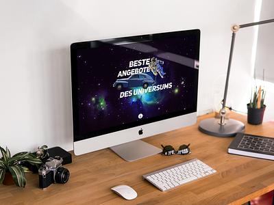 Motomarkt web design