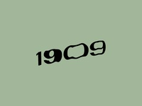 Logo Alternate for 1909 by Soul Twin Studio