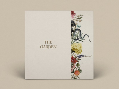 """The Garden"" Vinyl, by Soul Twin Studio"
