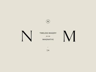 Brand Mark Exploration, Nicole Mason — by Soul Twin Studio