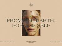 Klei Beauty Identity — by Soul Twin Studio
