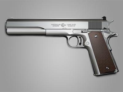 Amt Hardballer Longslide gun icon