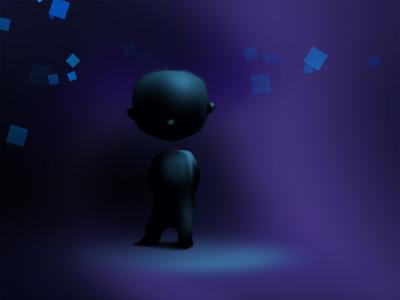 Vovochka character boy game