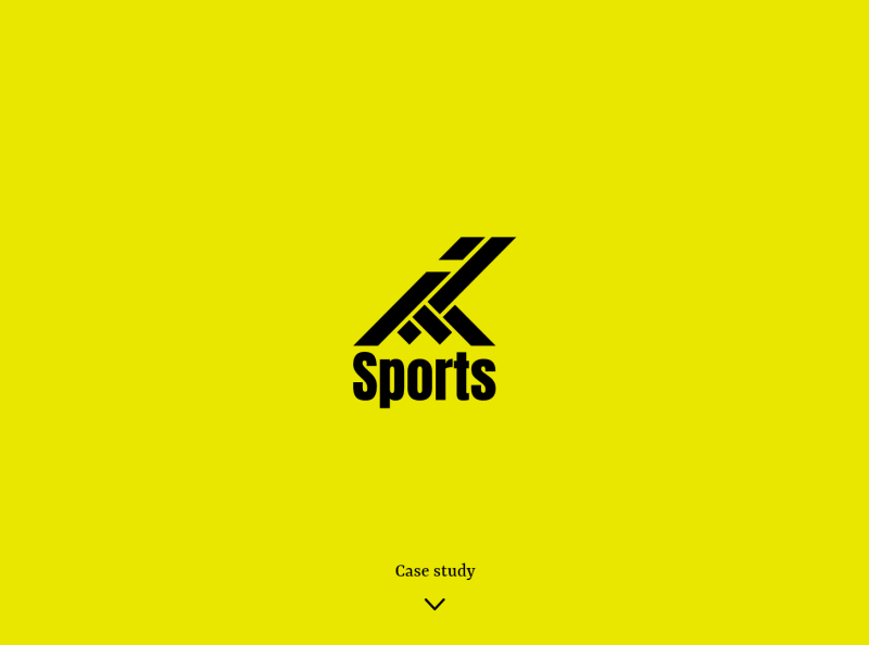 Branding case study for Sports supplements design corporation fitness supplements accessories apparel footwear casual athletic corporation sport design case study identity logo branding