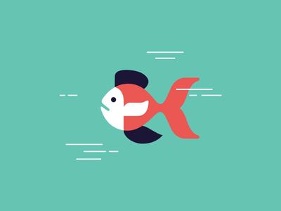Fish fish art illustration vector