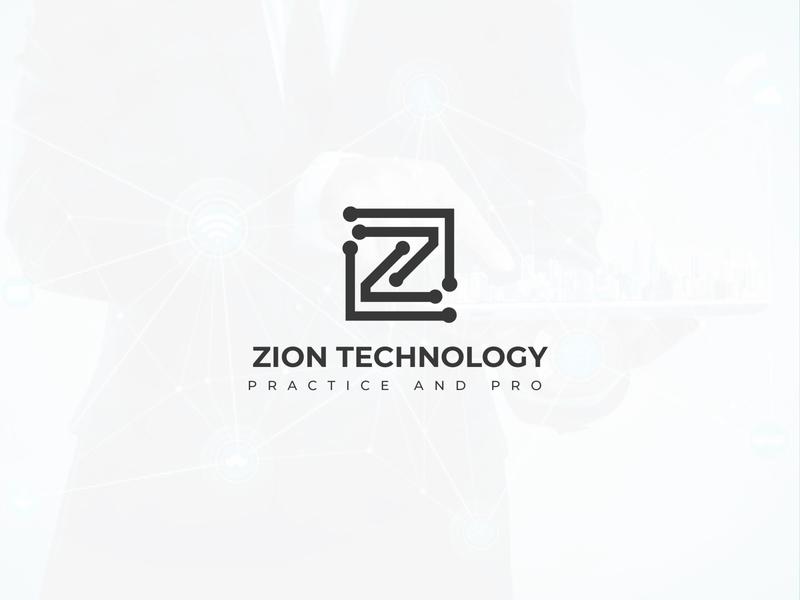 technology logo design design logobranding logo modern logo minimalist logo z logo z letter illustration unique premium logo logodesign technology z letter logo