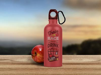 Hard Cider Run 2017::  Train, Race, Drink