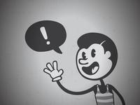 Find Your Voice ::  Blog Post Illustration