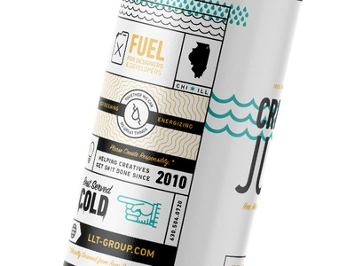 Creative Juice :: LLT Brand Bottle Design