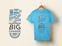 Shop Small for Big Change