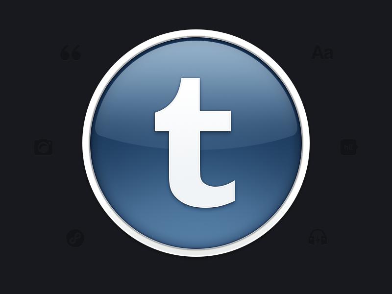 Tumblr tumblr icon