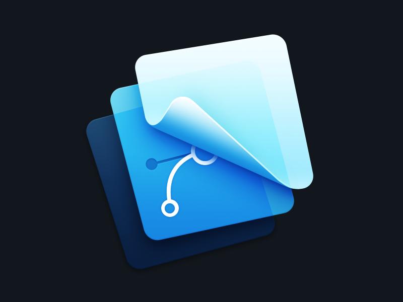 Framer Studio Icon framer studio framer studio framerjs app icon mac os x