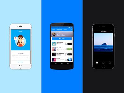 Framer Gallery animation android ios interaction designs prototypes gallery framer js framerjs framer