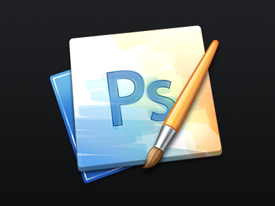 Photoshop photoshop ps icon replacement