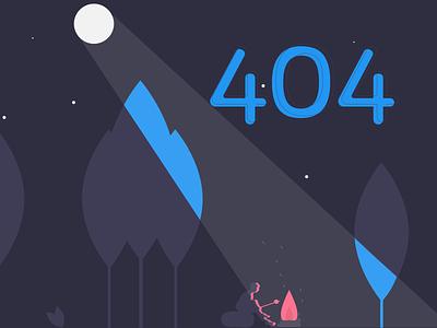 Daily UI 404 error webdesign figma illustration design daily 100 challenge dailyui