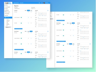 Reports _ an iteration story product 2021 ux  ui ux figma ui design saas app saas product design productdesign