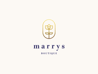 marrys boutique logo