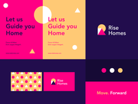 Rise homes - Identity system