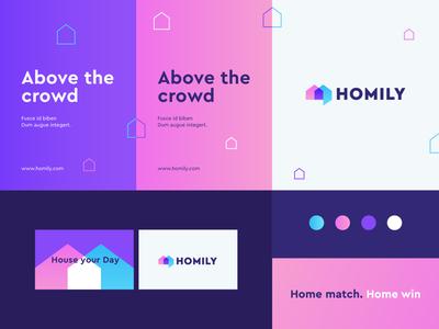 Homily - Identity system