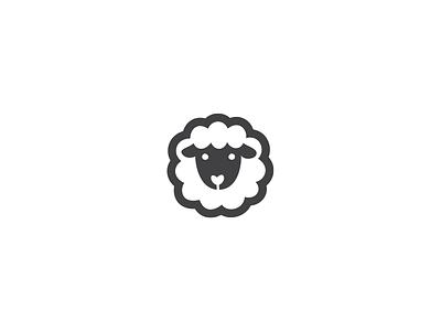 Bububi Logo sheep logomark logo identity branding