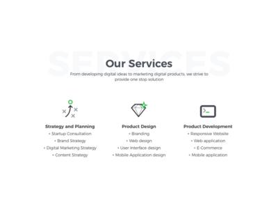 Digital Agency Website Redesign
