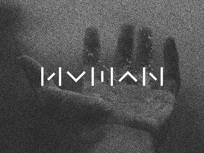 Human design graphic print gallery art identity symbol typography branding logo brand
