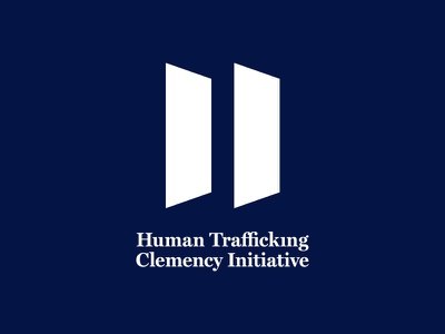 HTCI — Human Trafficking Clemency Initiative symbol mark desing artdirection npo graphicdesign logo identity branding