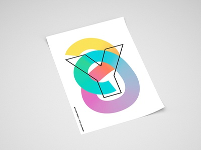 Y — 4/4 illustration typography design graphicdesign poster