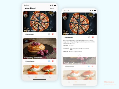UIOne-Recipe App