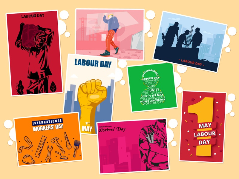 Labour Day Graphics