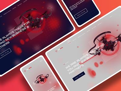 Techenjoy landing page daily ui figma web ux ui design