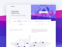 timeshift.io Landing Page V3