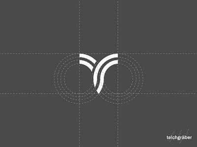 Personal Mark Logogrid logo branding identity logomark portfolio logotype sign corporate identity brand font typography