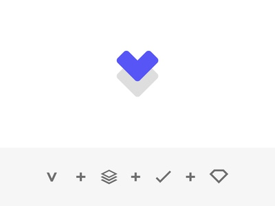 'V' Logo Process logo branding identity logomark portfolio logotype sign corporate identity brand font typography