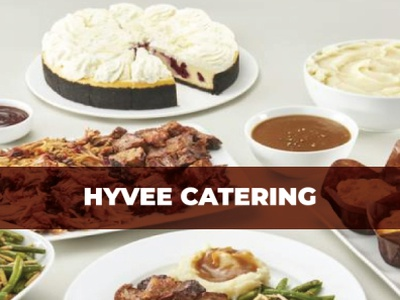 Hyvee Catering Menu