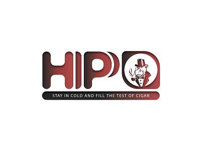 Hippo - Logo Design Concept vectorart test cigar marketing logo creator logo concept creative design logodesign artwork branding logo photoshop design graphicdesign illustration