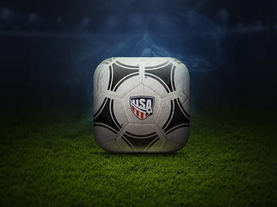 Soccer Ball App Icon