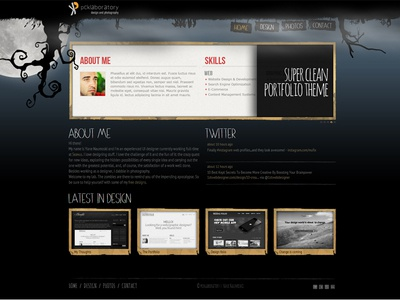 pcklab.com - homepage