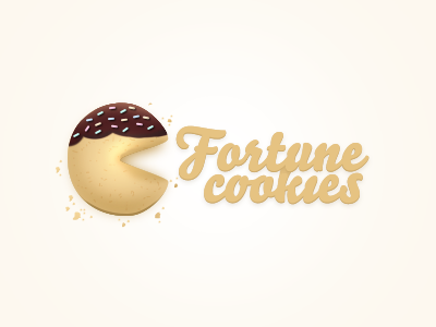 Fortune cookies cookies logo