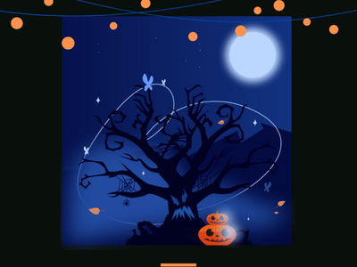 Illustration pour Halloween 🎃🎃🎃